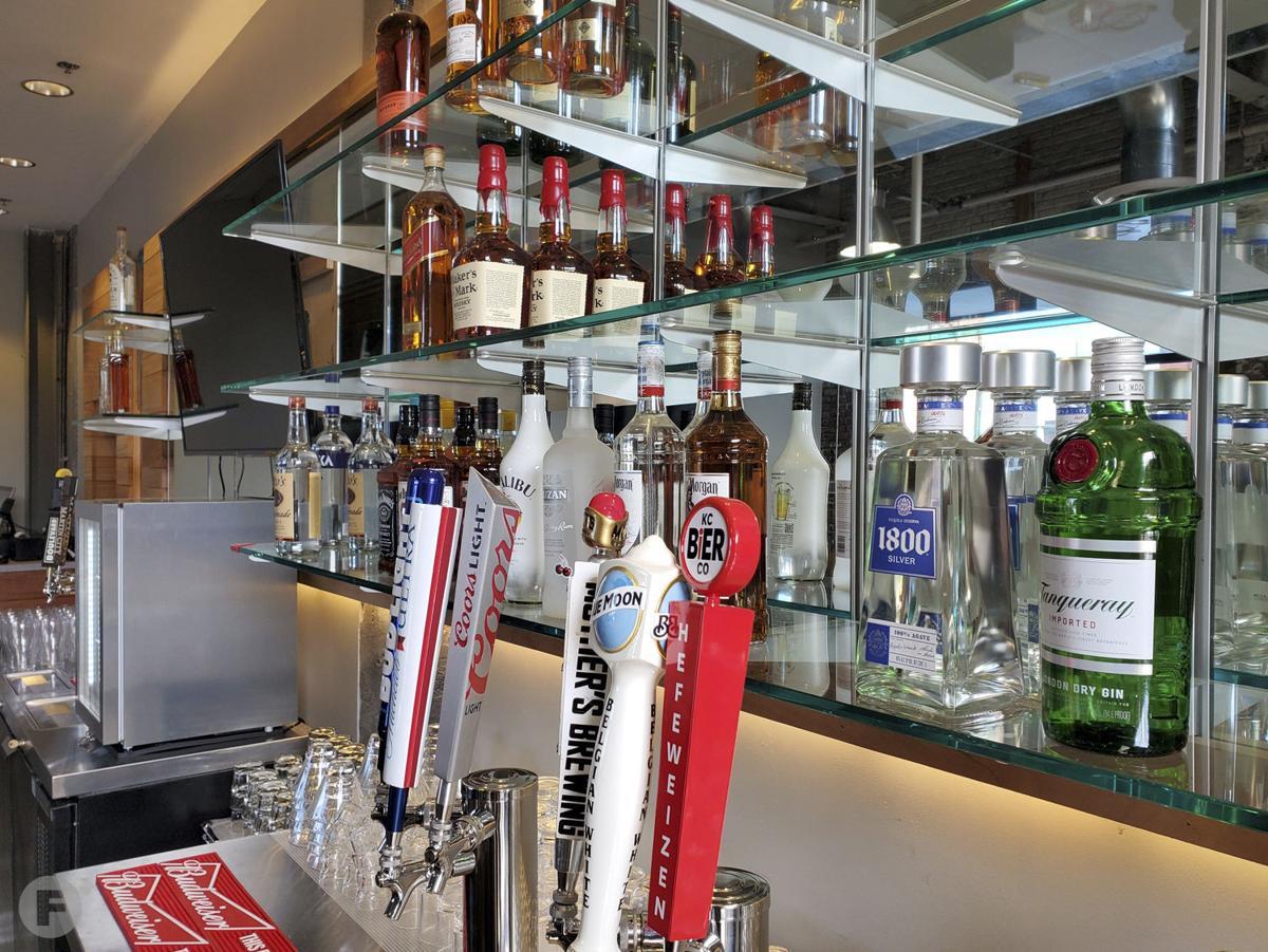 DoubleTap KC Bar