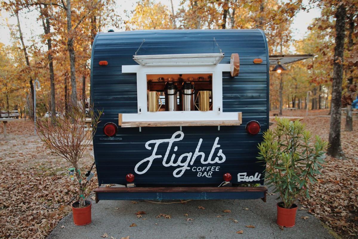 Flights Coffee & Waffle Bar