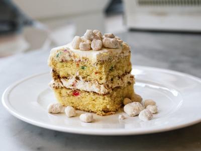 Pastaria Birthday Cake