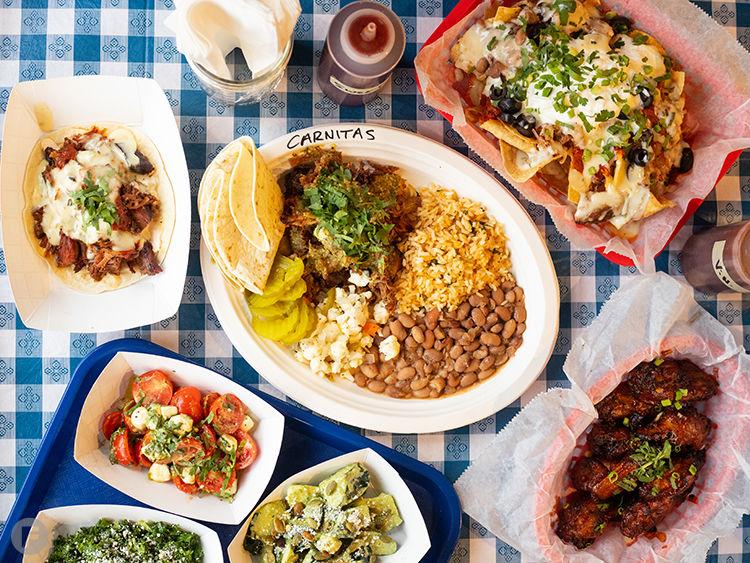 Original J's Tex-Mex & Barbecue Dishes