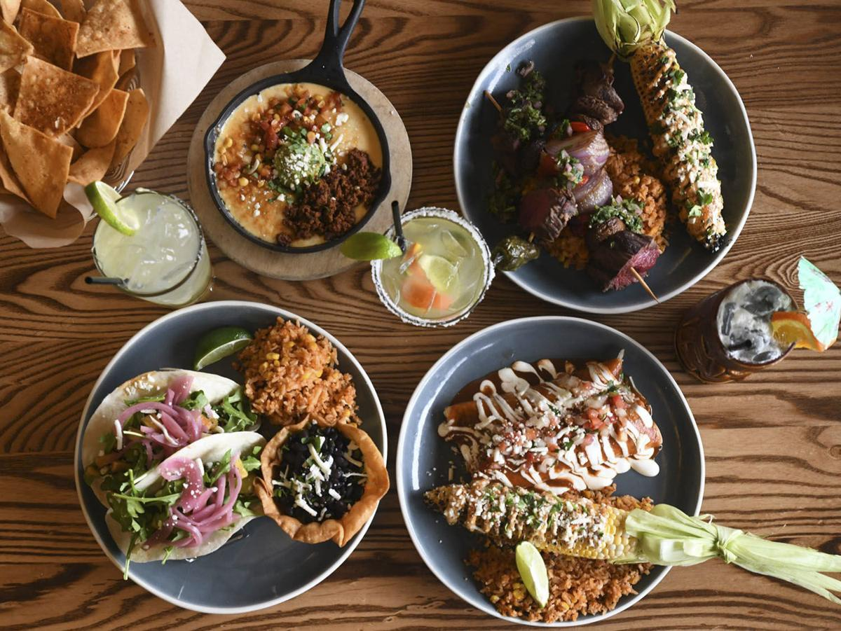 Barrio KC Dishes