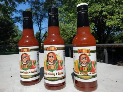 STL Pure Heat sauces