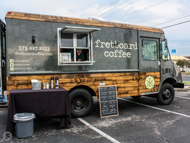 Pop Shop Food Truck