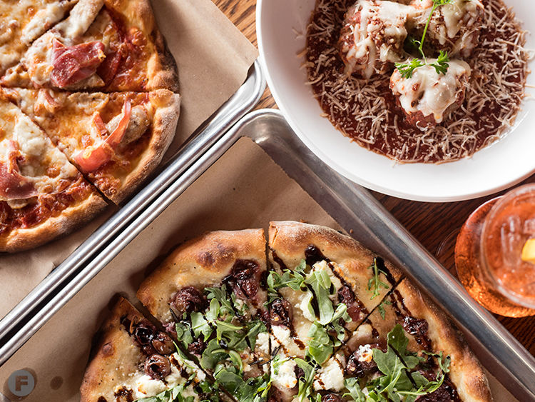Sllyce Republic Pizza Dishes