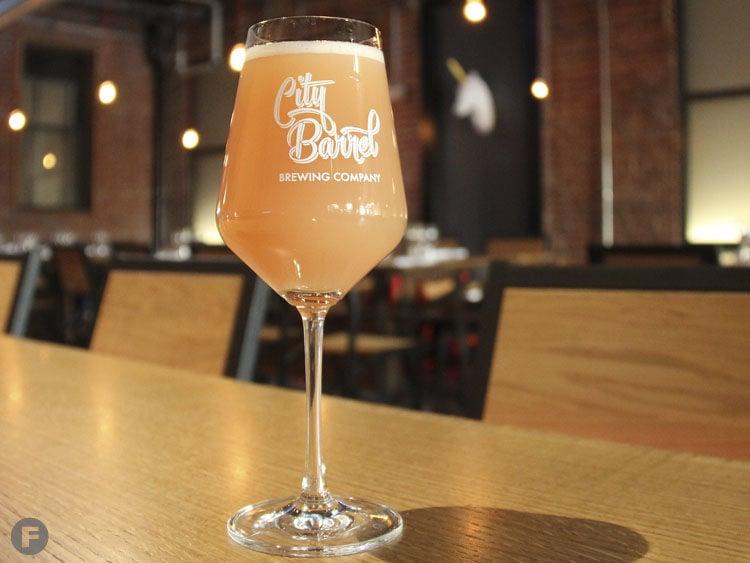 City Barrel Beer