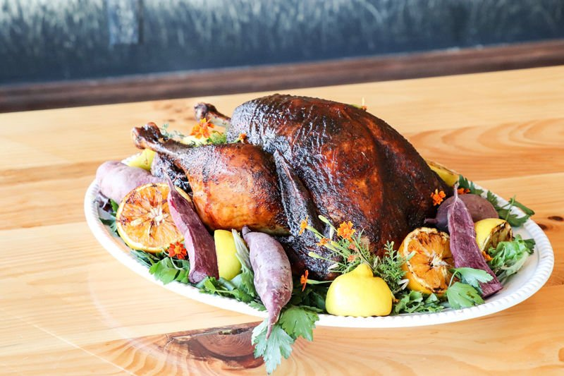 Spotlight: Grace Meat + Three Smoked Turkey