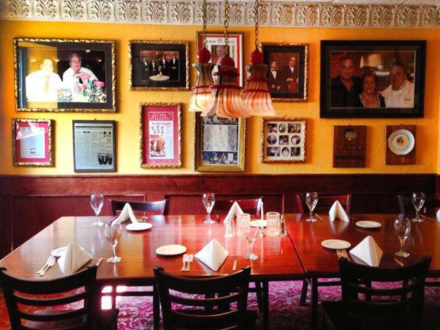 Jasper S Italian Restaurant Launches 1954 Supper Club Kc