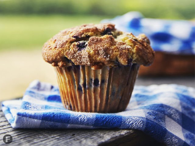 Persimmon Hill Muffin