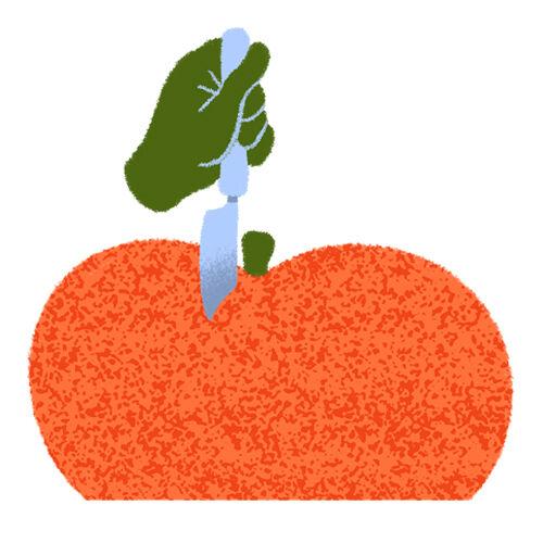 Crash Course Pumpkins Step 2