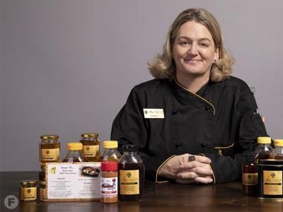 Christina Shelhart Half Crocked Chef