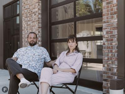 Beet Box Ben Hamrah and Amanda Elliott