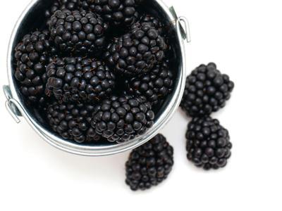 In Season Blackberries