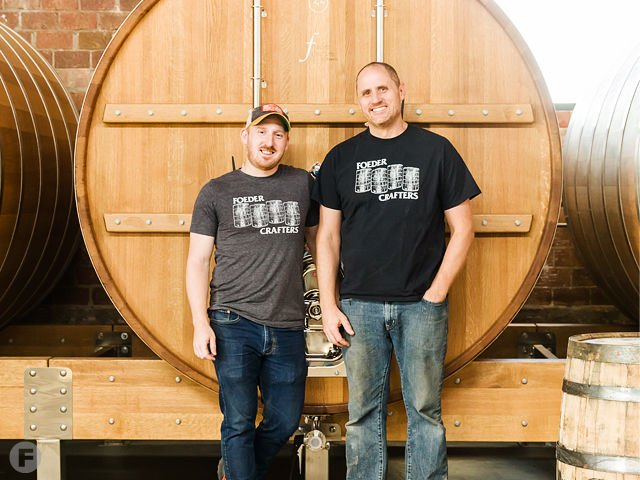 Foeder Crafters of America Justin Saffell and Matt Walters