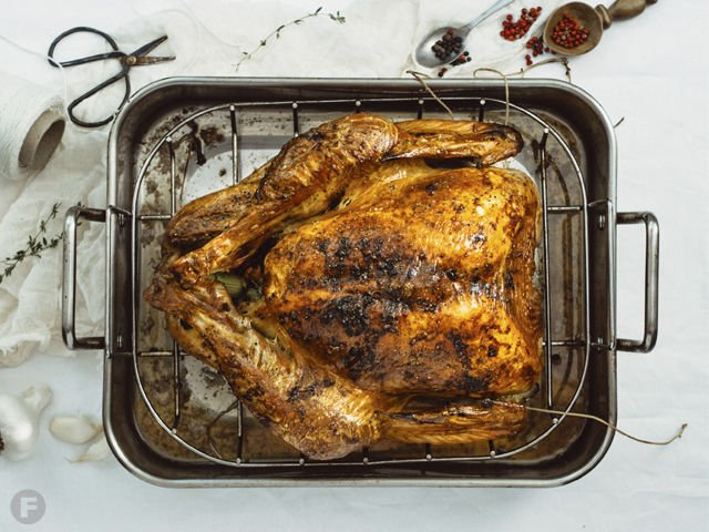 Everything You Need to Know About Mastering a Thanksgiving Turkey