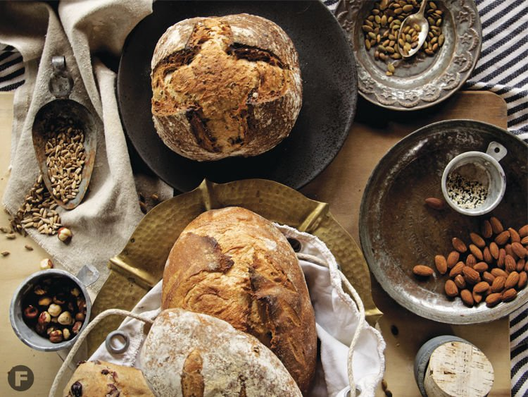 Green Truck Bakery Breads