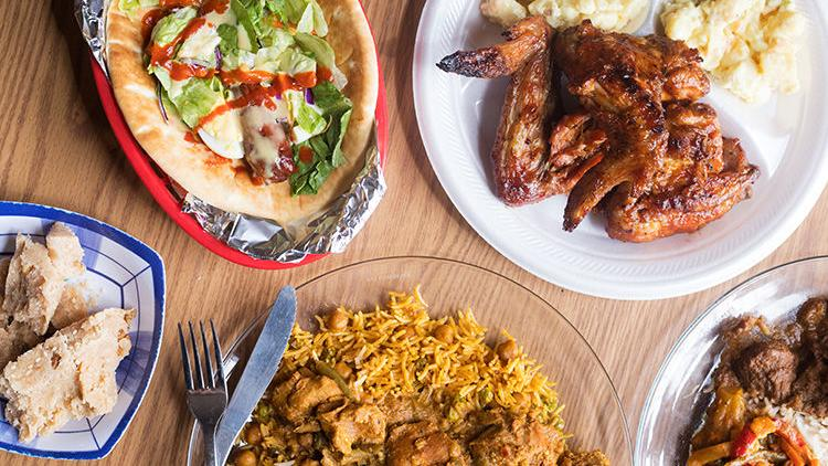 Cafe 7even, From the Owners of Sameem Afghan Restaurant, Brings International Cuisine to North St. Louis
