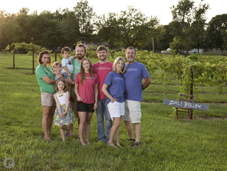 Dale Hollow Dale Family
