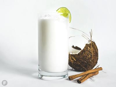 Coconut Agua Fresca
