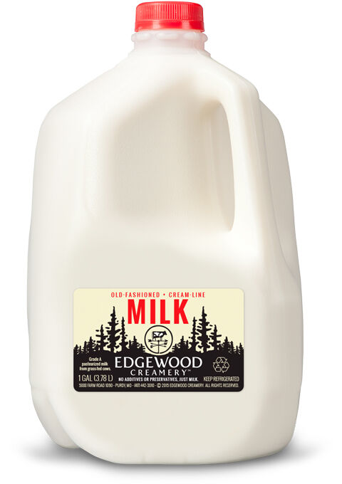 Edgewood Creamery A2A2 milk