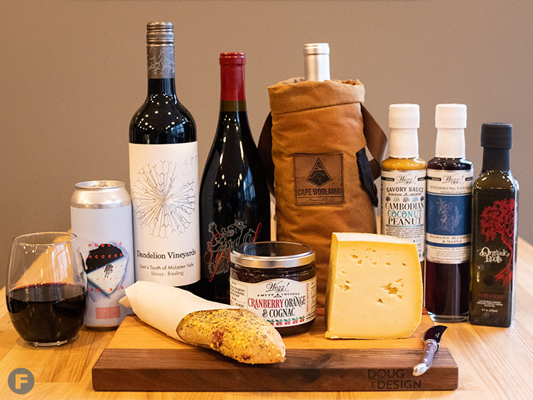 Wild Olive Provisions Offerings