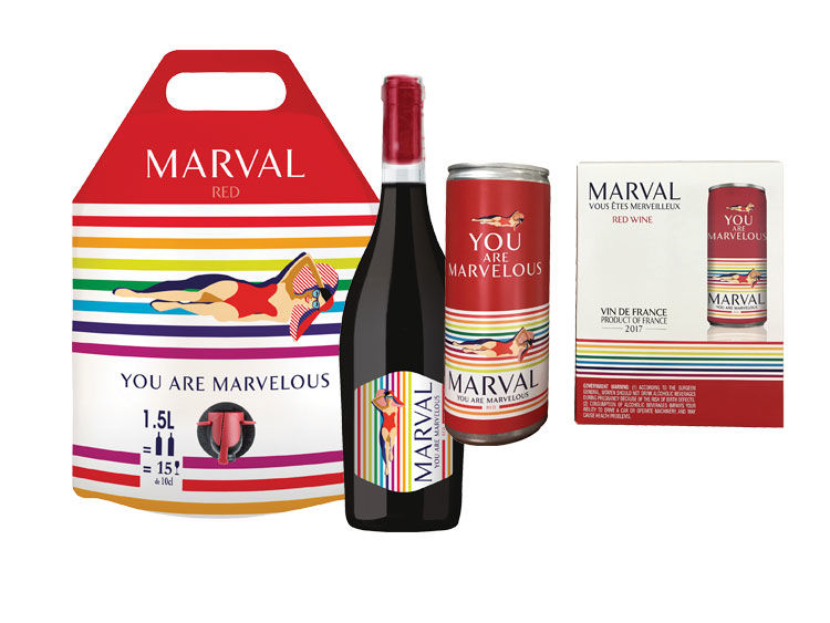 Marval Red