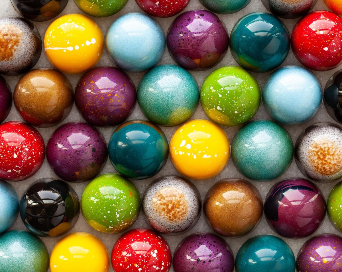 Bliss Chocolatier assorted bonbons