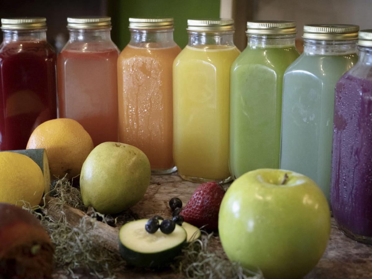 Rootbound juices