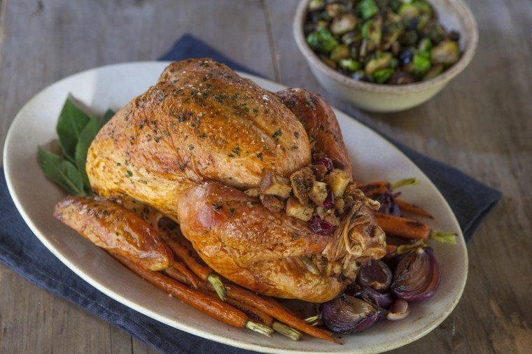 Special Giveaway An Organic Turkey Six Sides From Whole