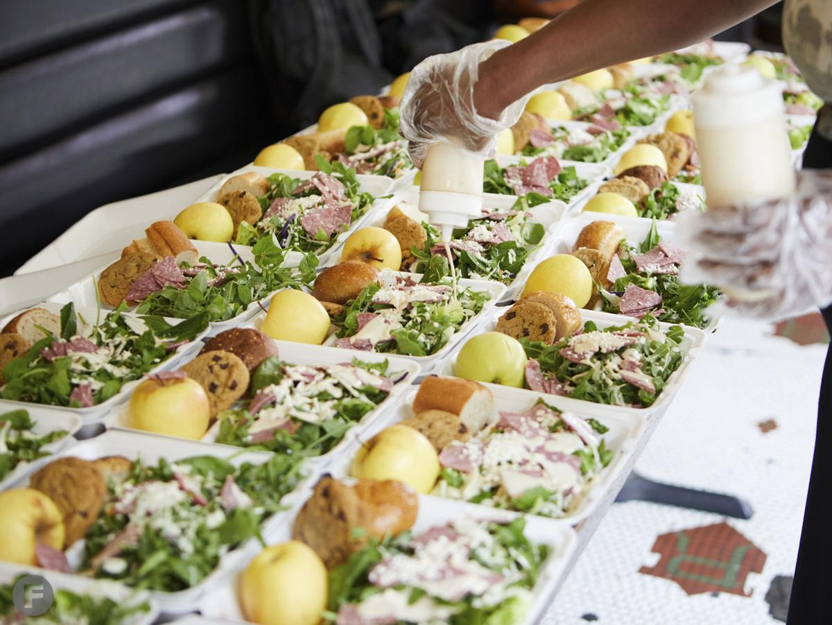 Community Kitchen meals