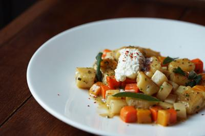 The Order Seasonal Gnocchi