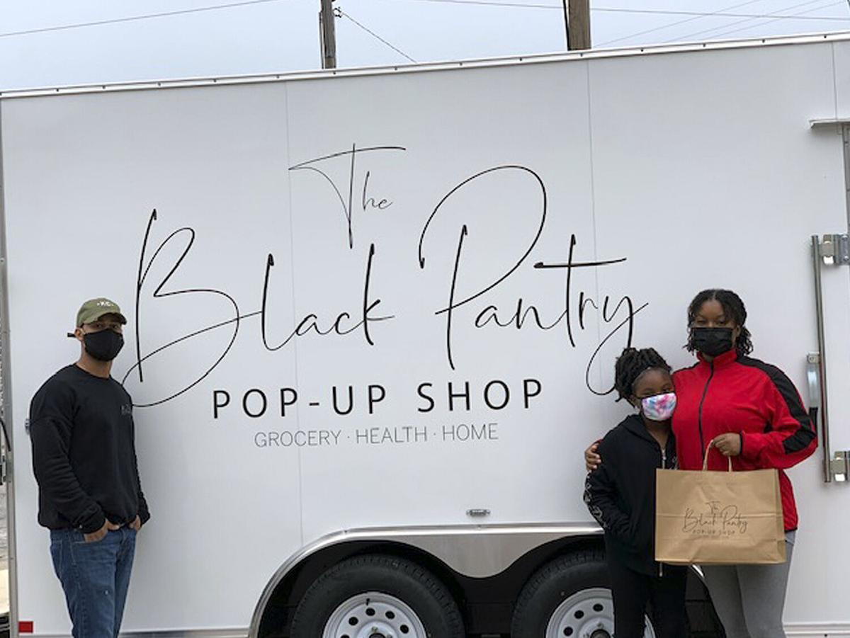 The Black Pantry Owners