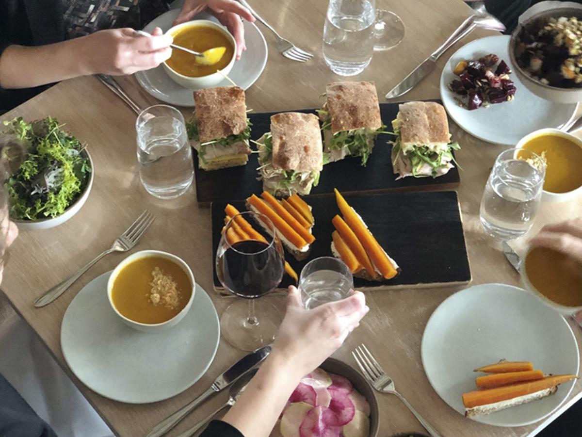 Winslow's Table Farmers Feast