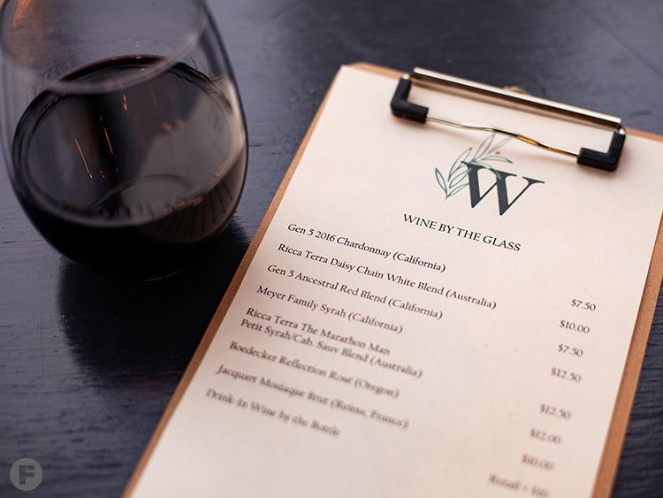 Wild Olive Provisions Wine