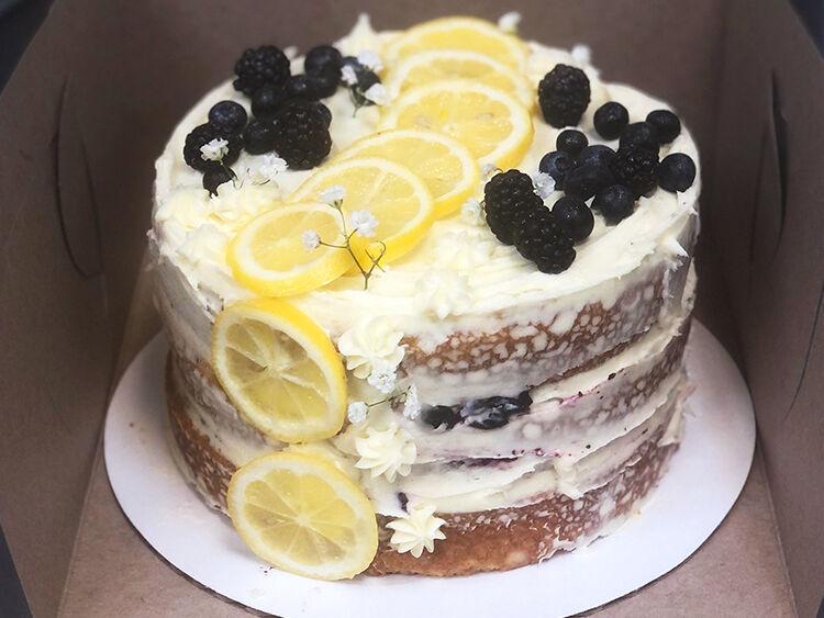 Sugar High Bakery Cake