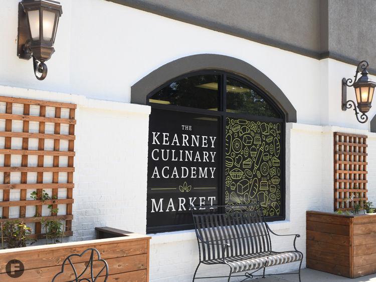 Kearney Culinary Academy Exterior