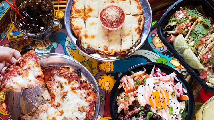 Party Bear Pizza and Tiny Chef Bring Personal Pizzas, Korean Street Food and More to The Silver Ballroom