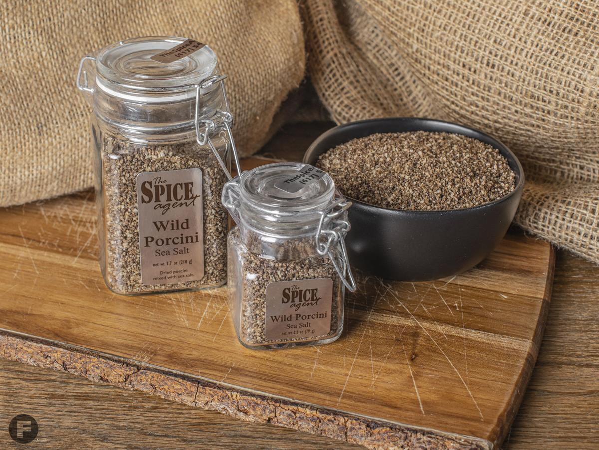 The Spice Agent Porcini Mushroom Salt