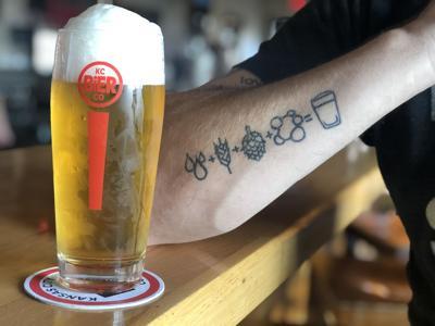 KC Bier Co. Pilsner