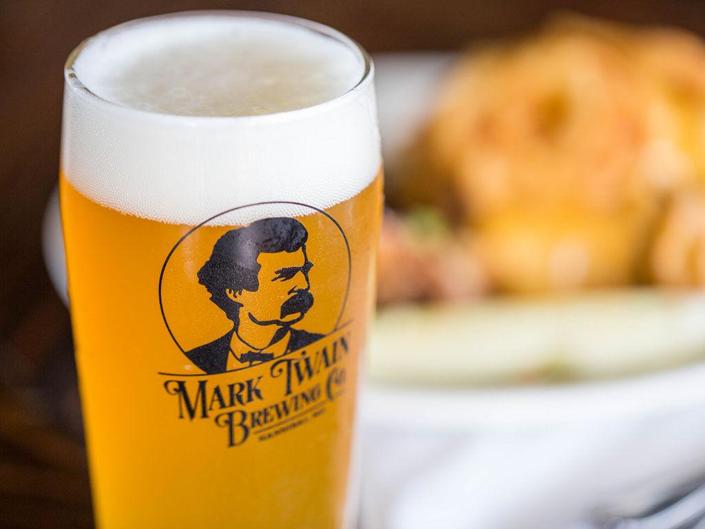 Mark Twain Brewing Co. Habanero Apricot Wheat