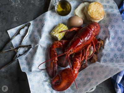 Peacemaker Lobster boil