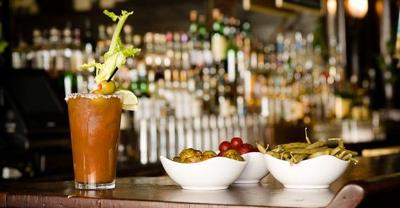 Scottish Arms: Bloody Mary