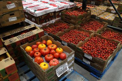 Ole Tyme Produce tomatoes