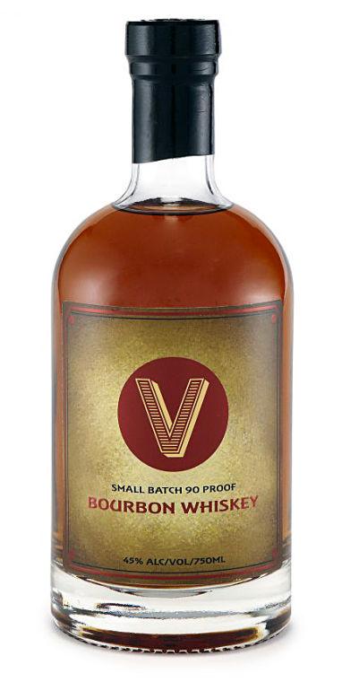 Yahara Bay Distillers' V Bourbon Whiskey