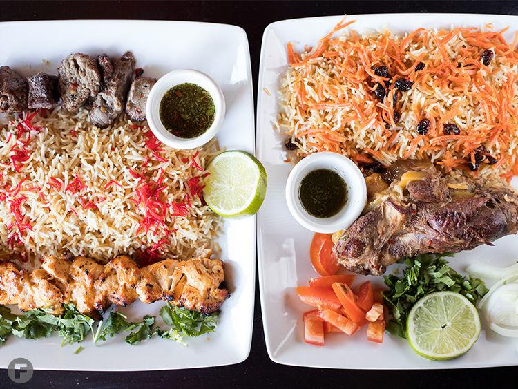 Barg Continental Restaurant Offers Authentic Afghan Food In St