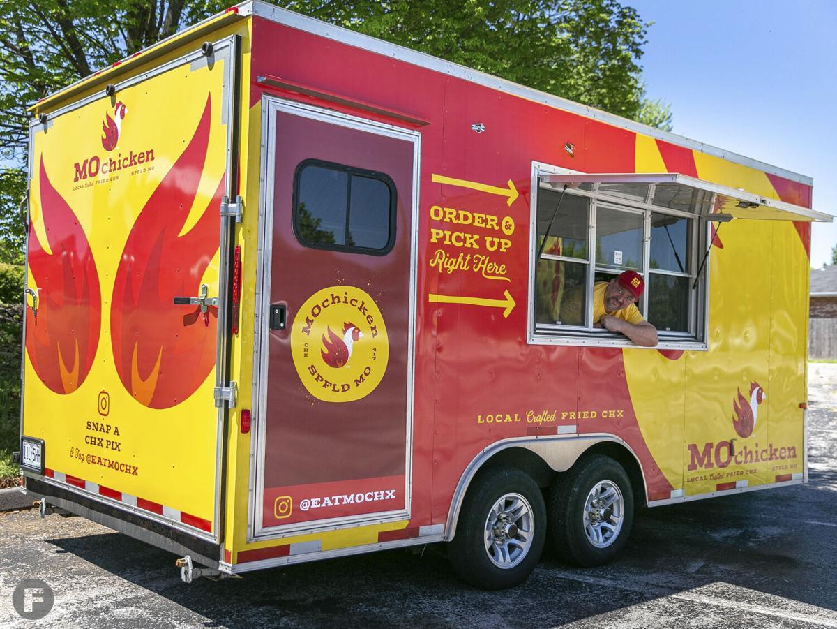 MOchicken Food Truck