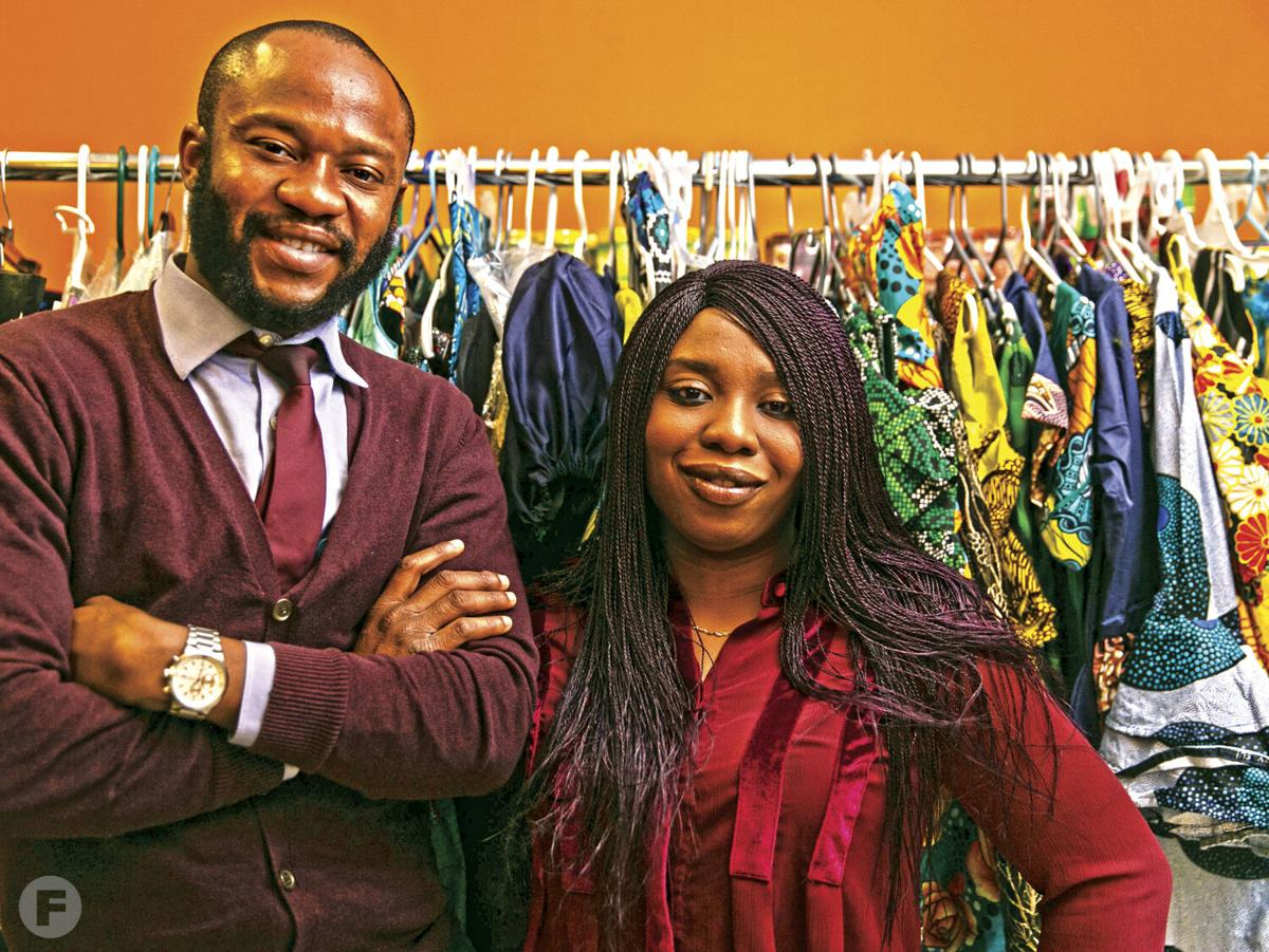 Jums African Market Owners