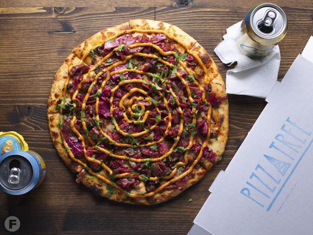 Pizza Tree Banh Mi Pizza