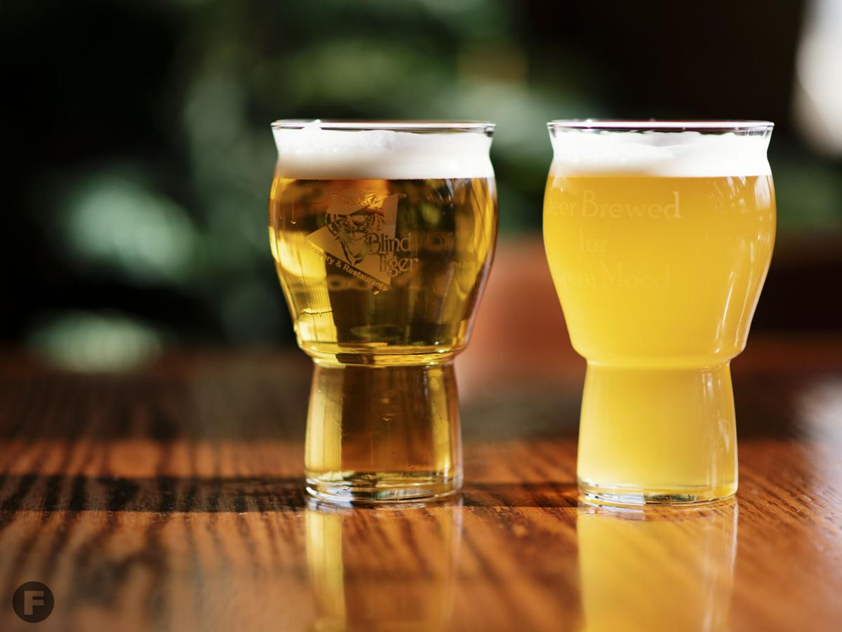 Blind Tiger Brewery Beers