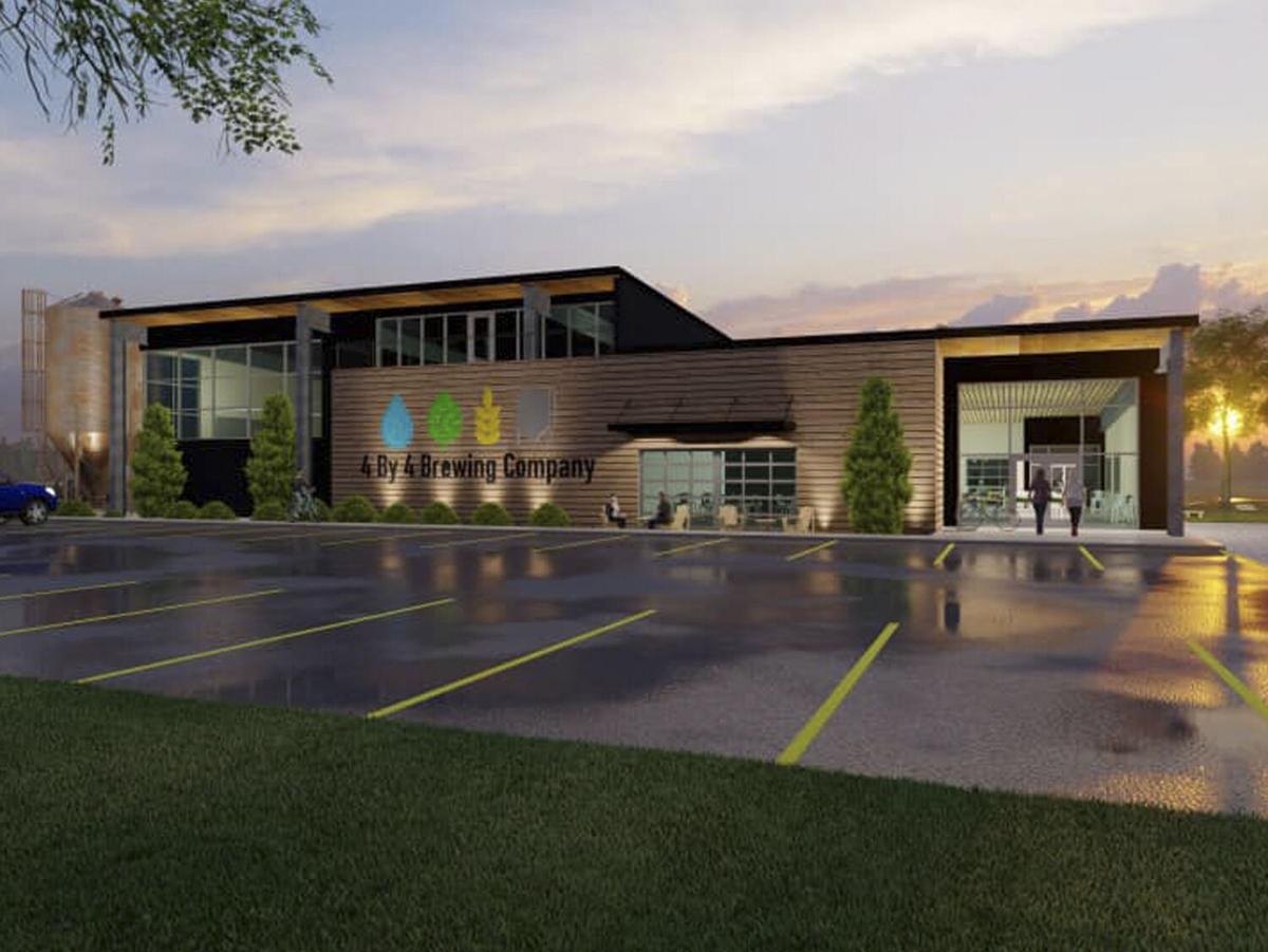 4 By 4 Brewing Co. New Fremont Hills Location