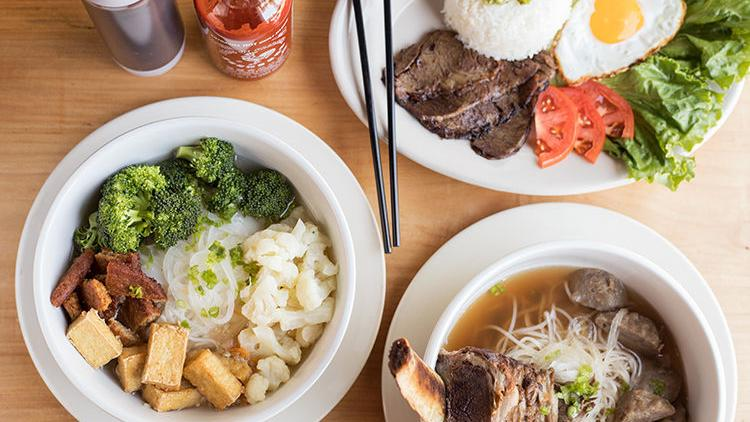 Pho Long's Second Location Now Open on South Grand | St